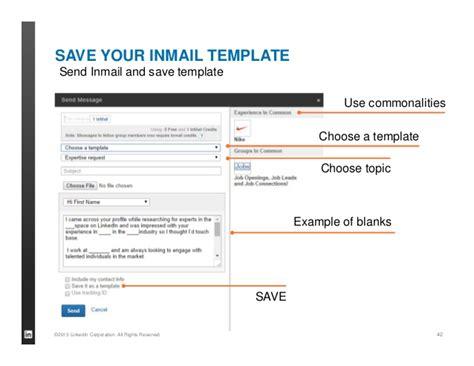 Linkedin Informed Event For Recruitment Agencies Belgium 14 October Linkedin Inmail Templates For Recruiters