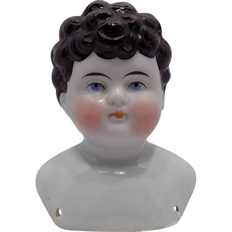 bisque china doll antique german porcelain bisque china doll sold on