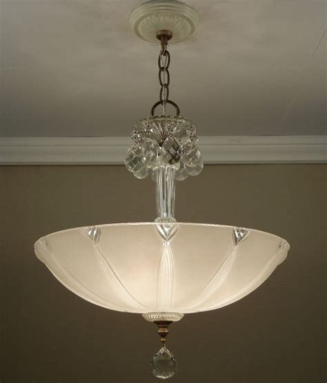 1000 Images About Vintage Deco Ceiling Lights On