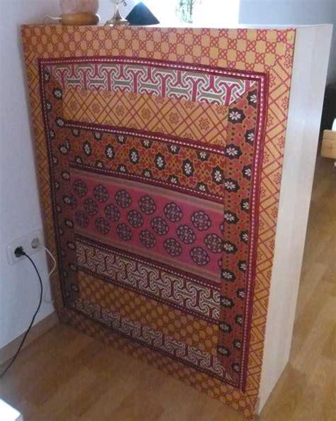 Boot Decke Verkleiden by Verkleiden Stoff Cheap Ein Regal Mit Stoff Gestalten Diy