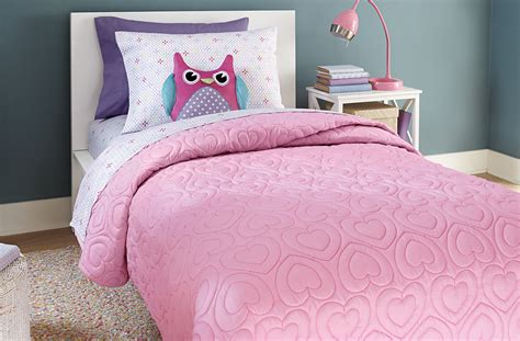 pink quilts and coverlets crb owl solid quilt pink home bed bath bedding