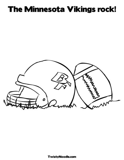 Minnesota Vikings Coloring Pages Coloring Pages Minnesota Vikings Coloring Pages