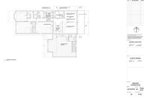 le petit trianon floor plans 100 le petit trianon floor plans la visite du petit