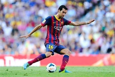 barcelona quora is sergio busquets underrated why is he important to