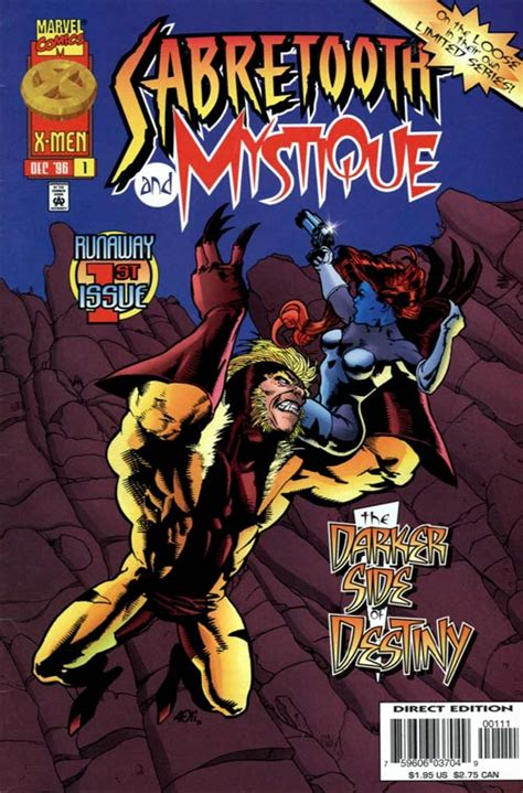 sabretooth classic vol 1 15 marvel database fandom powered by wikia sabretooth and mystique vol 1 1 marvel database fandom powered by wikia