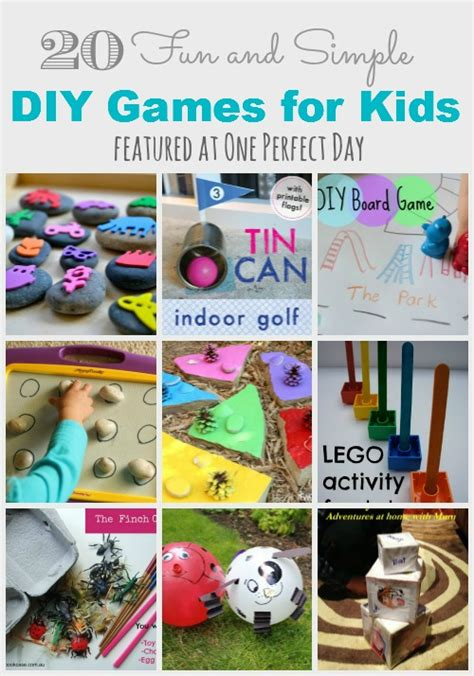 diy indoor games fun and simple diy games for kids