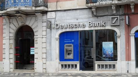 deutsche bank portugal deutsche bank bel 233 m em lisboa bancos de portugal