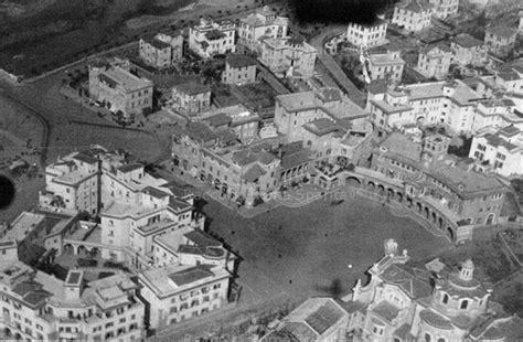 roma sparita citt 224 giardino piazza sempione
