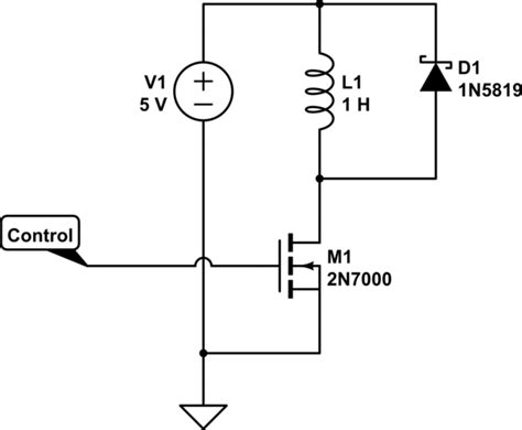 when is a flyback diode needed relay s flyback diode is it necessary electrical engineering stack exchange