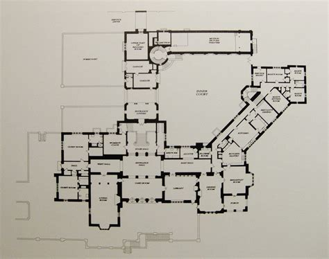 Mansion Floor Plan by Greystone Mansion First Floor Plan Floorplans