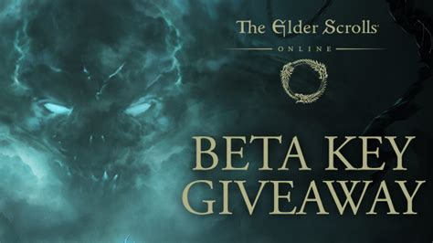 Elder Scrolls Online Beta Key Giveaway - elder scrolls online beta key giveaway