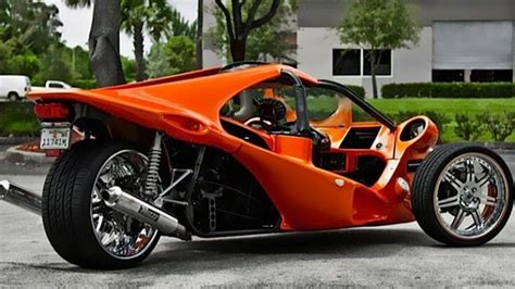 3 Wheeled Motor Cycles As An Investment: Hit Or Miss