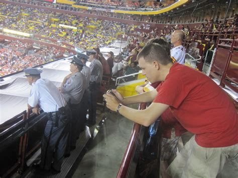 What Is Standing Room Only by I Give The Redskins Standing Room Club Level Tickets The