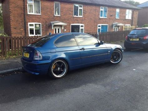 Modified Bmw Compact For Sale by Bmw Compact 316 Ti Modified Lowered Tinted 12mnth Mot 6