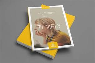 Modern Brochure Design Templates 35 beautiful modern brochure folder design ideas 2014