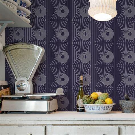 Bien Tapis De Cuisine Violet #10: Cuisine-art-deco-idee.jpg