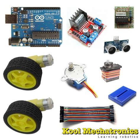 arduino accelstepper tutorial l298 stepper motor driver schematic