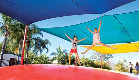 jumping pillows australia gallery photos nrma treasure island park