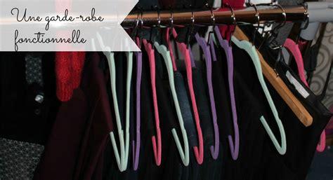 constituer une garde robe fonctionnelle garde robe