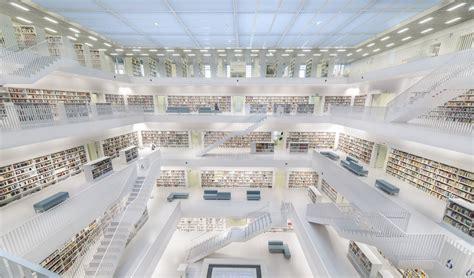 stuttgart library library stuttgart germany