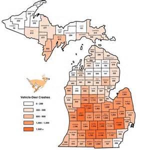 Michigan Public Land Map by Deer Hunting News For Michigan Public Lands Deer Car