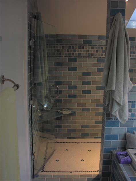 Best Thing To Clean Bathroom Tiles by Getting New Tiles For Steam Shower