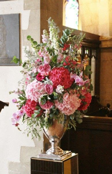 Church Wedding Flower Arrangements by Church Flower Arrangements Pulpit Flower Arrangement