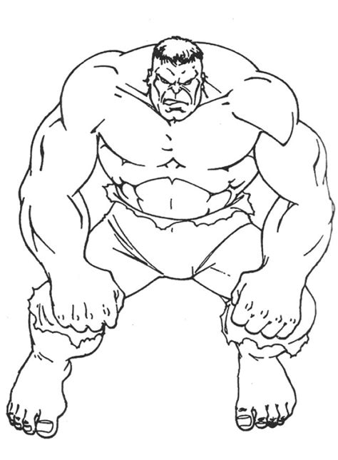 angry hulk coloring page fonts printables pinterest
