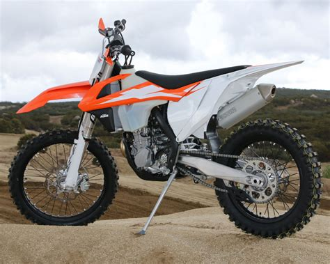 ktm motocross bikes 2016 ktm 450 xc f dirt bike test
