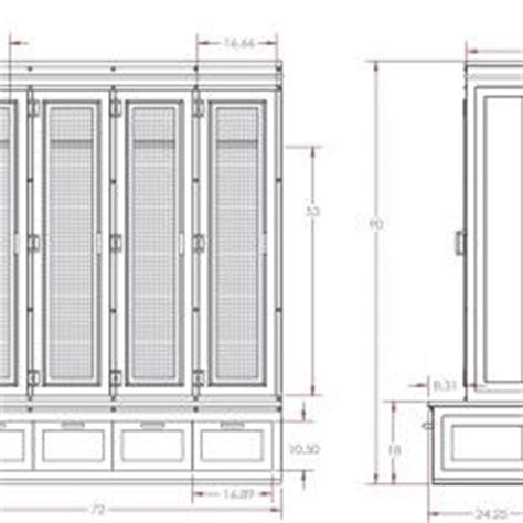 sle dimensions of mudroom cubbies mudroom pinterest 220 best drawings images on pinterest architectural