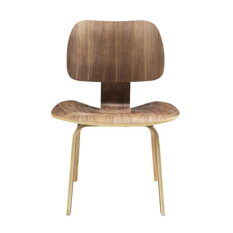 back chair while this walnut chair brings back the simplicity and