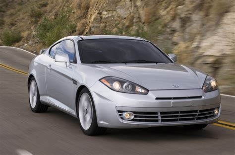 hyundai  stop tiburon production top speed