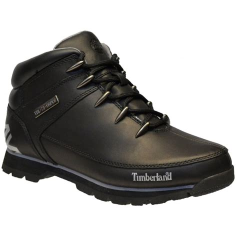 black timberland mens boots timberland timberland sprint hiker black b2 a17jr