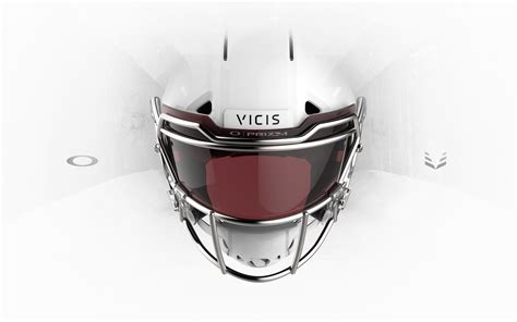 how seattle startup vicis created the zero1 the helmet vicis oakley launch advanced eye shield for zero1