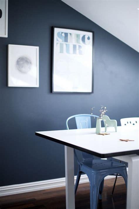Mur Bleu Marine by 25 Best Ideas About Murs Bleu Ardoise On