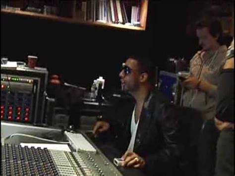 slim good lovin ryan leslie with slim working on quot good lovin quot youtube