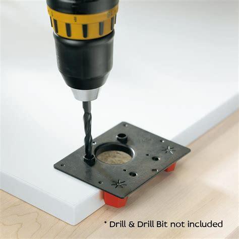 blum inserta template 8mm hole 65 0590 cabinetparts com