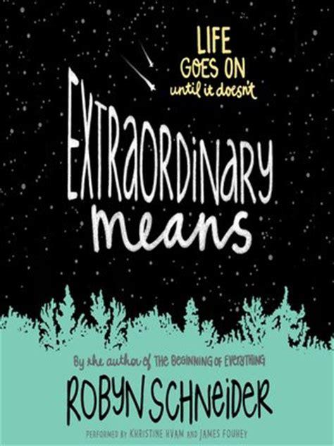 extraordinary means extraordinary means minuteman digital media catalog