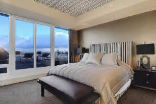 patio doors bedroom beautiful apartment with amazing