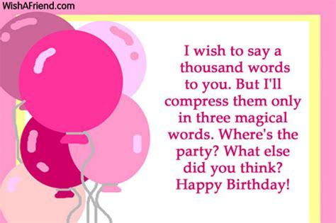 Word For Happy Birthday Wish Happy Birthday Wishes