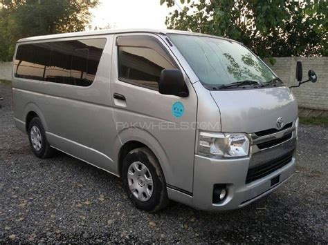 toyota hiace 2014 toyota hiace 2014 for sale in gujranwala pakwheels