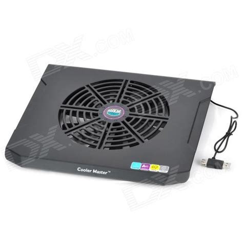 Fan Notebook coolermaster cmc1 usb 2 0 cooling pad fan cooler for 9 15 6 quot notebook laptop black free