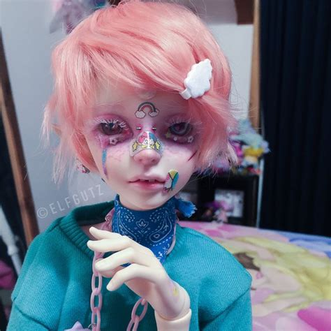 jointed dolls elfgutz 1000 images about bjd on sculpture and