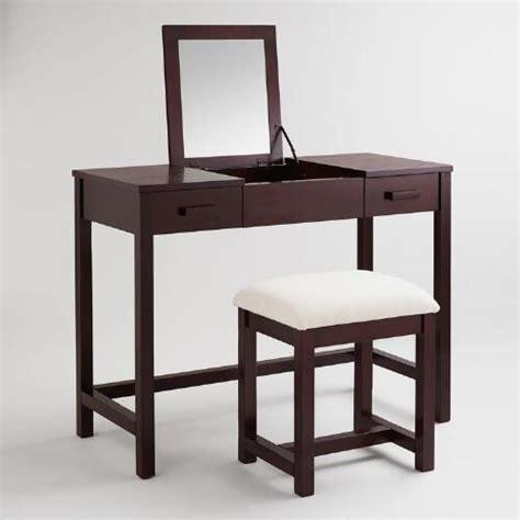 Mahogany Vanity Set mahogany vanity set world market