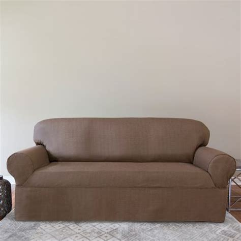 surefit bayside one relaxed fit sofa slipcover