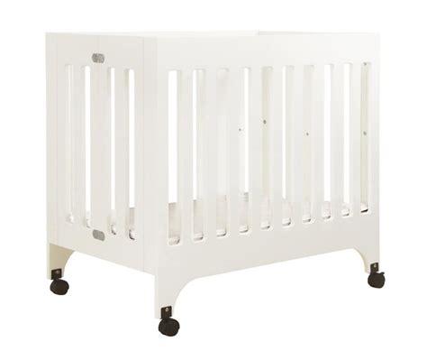 Grayson Mini Crib In White Cheaper Alternative To The Alma Mini Crib Mattress