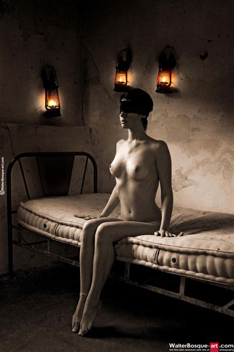 Artistic Erotic Nudes Of Carmina By Walter Bosque Art