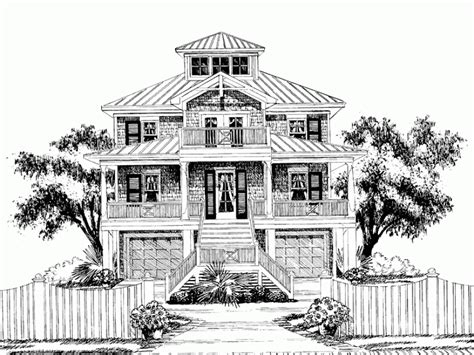 Southern Living Low Country House Plans Inspiring Southern Living Low Country House Plans Photo Home Building Plans 35564
