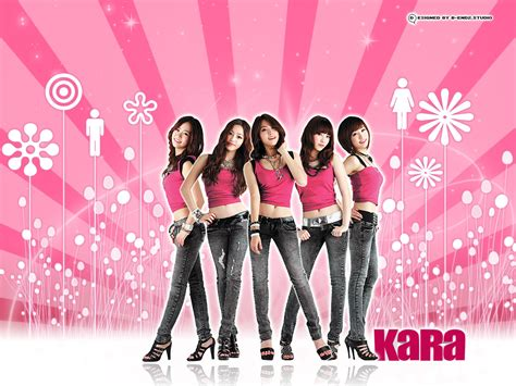Kara Best Clip Girlband Korea kara mister wallpaper