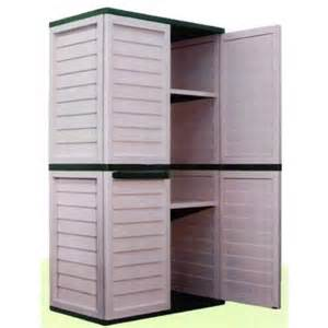 Garden Storage Cabinet Bins Storage Uk 6ft Waterproof Lockable Garden Storage Cabinet Shed